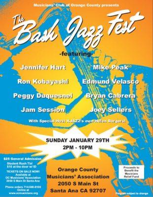 The Bash Jazz Fest