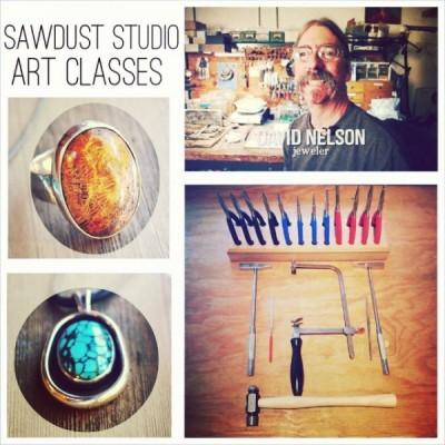 Sawdust Studio Art Classes