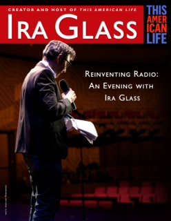 Reinventing Radio: An Afternoon with Ira Glass