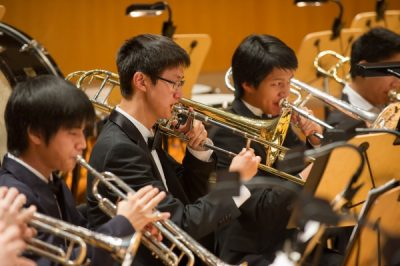Pacific Symphony Youth Wind Ensemble Spring Concert