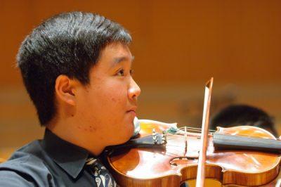 Pacific Symphony Santiago Strings Season Finale
