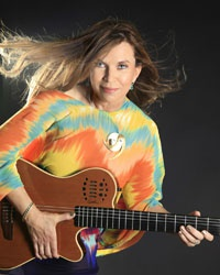 Jazz Wednesdays Winter 15 with The - Téka, Brazilian Guitarist and Vocalist and her Band
