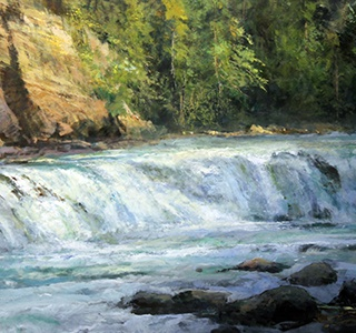 """Art Gallery Opening: """"Paintings from Nature"""" Exhibit"""