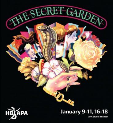 "HB APA Presents ""The Secret Garden"""