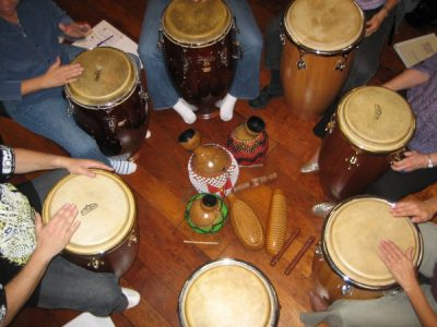 Sunday Afternoon Family Time Drumming Circles