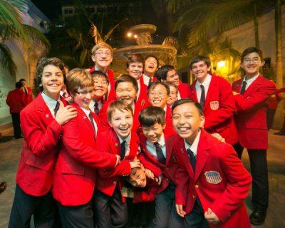 All-American Boys Chorus Shadow Day