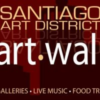 Santiago Art District Art Walk