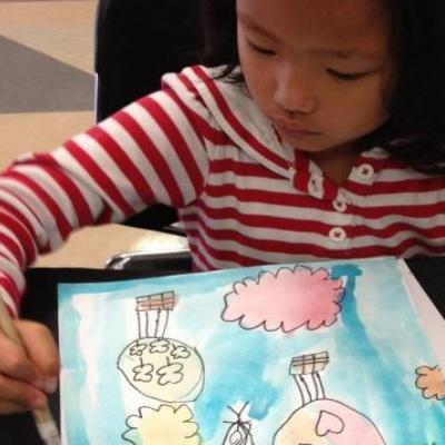 Art Innovators' Art Class for All!