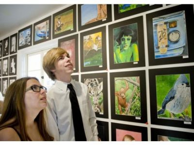 Artists of Tomorrow, Student Art Exhibition