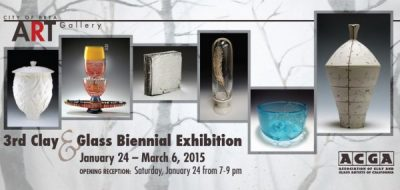 3rd Clay and Glass Biennial Exhibition Opening Reception