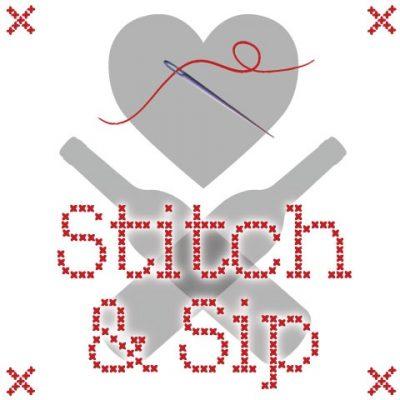 Stitch & Sip: Gal-entine's Day Event