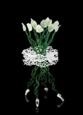 """Eden Revisited"" Exhibition - Sculpted Glass by Kathleen Elliot"