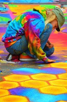 Balboa's La Strada dell'Arte