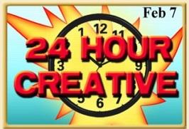 24 Hour Creative 2015