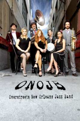 The Overstreets New Orleans Jazz Band
