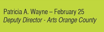 Lunch Time Lecture Series (Guest Speaker: Patricia A. Wayne)