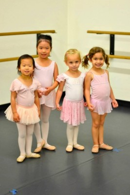 Fairy Tale Ballet & Dance Camp
