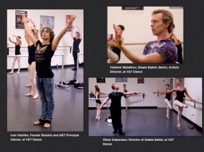 V&T Classical Ballet & Dance Academy Summer Intensive