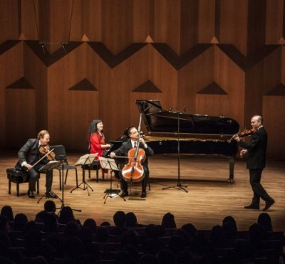 Chamber Music Society of Lincoln Center: Passionate Piano Quartets