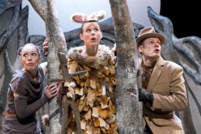 Tall Stories Theatre Company: The Gruffalo's Child