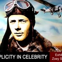 """Simplicity in Celebrity"" Art Exhibit by Zoey Stevens"