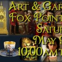 Art and Garden Tour of Fox Pointe Manor