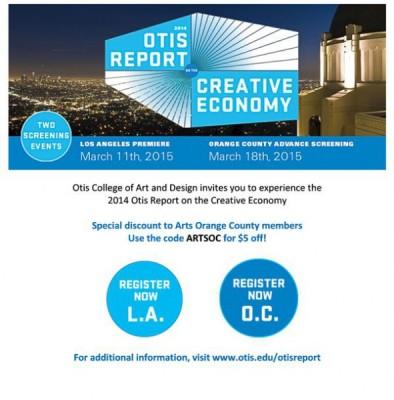 Otis Report on the Creative Economy