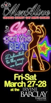 She Got the Beat Concert
