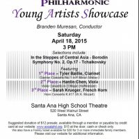 Young Artists Showcase