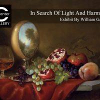 Center Gallery featuring William Glavez