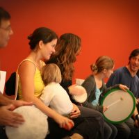 New Earth Drumming Workshop (For All Ages)