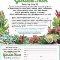 2015 Garden Tour