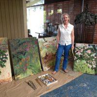 Art Talk/Garden Walk with Gianne de Genevraye
