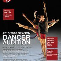 2015/2016 Season Dancer Audition