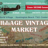 Village Vintage 'n Crafts Market