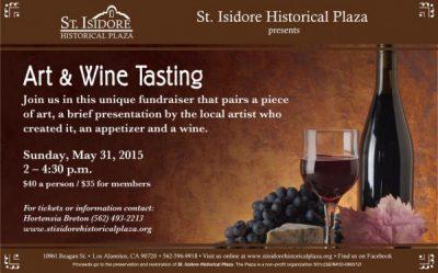 Art & Wine Tasting