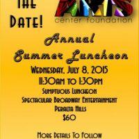 2015 Summer Luncheon