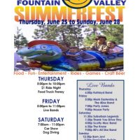 Fountain Valley Summerfest