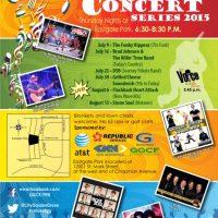 Free Summer Concert Series - Garden Grove