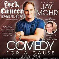 Brea Improv and FC Cancer presents Jay Mohr