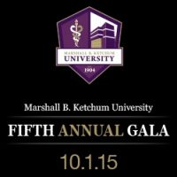 Marshall B. Ketchum University Fifth Annual Gala