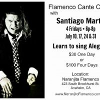 Learn the Secrets of Cante Flamenco (Flamenco Singing)