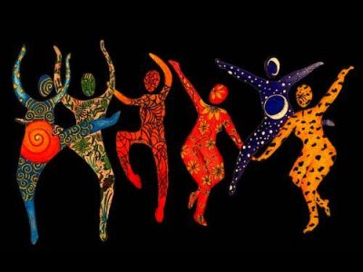 Dance! Color and Light