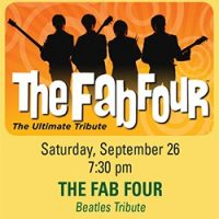 The Fab Four at Pearson Park Amphitheatre!