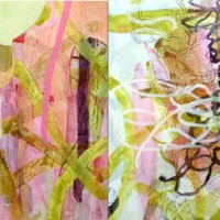 Garden Conversations - Paintings by Leslie Kenneth Price