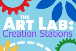 The Art Lab: Creation Stations