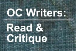 OC Writers: Read & Critique
