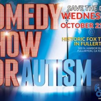 Fifth Annual Comedy Show for Autism! - October 2