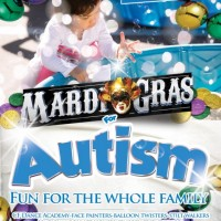 Seventh Annual Mardi Gras for Autism!