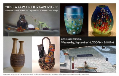 Santa Ana College Centennial Art Exhibit
